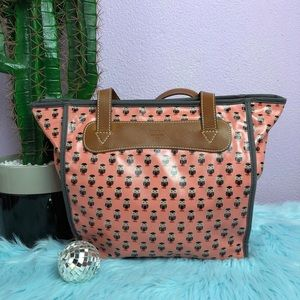 Fossil Bags - NWOT >> Fossil Owl Bag